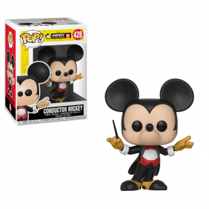בובת פופ Funko POP! Mickey Mouse : Conductor Mickey