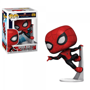 בובת פופ (Funko POP! Spiderman : Spider-Man (Upgraded Suit
