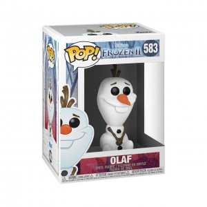 בובת פופ Funko POP! Frozen 2 : Olaf