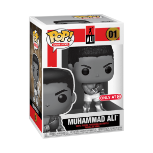 בובת פופ (Funko POP! Sports Legends : Muhammad Ali (B&W