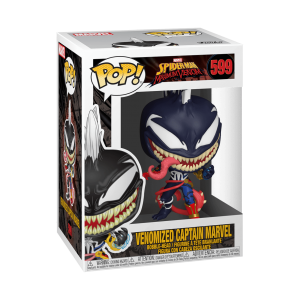 בובת פופ Funko POP! Venom : Venomized Captain Marvel